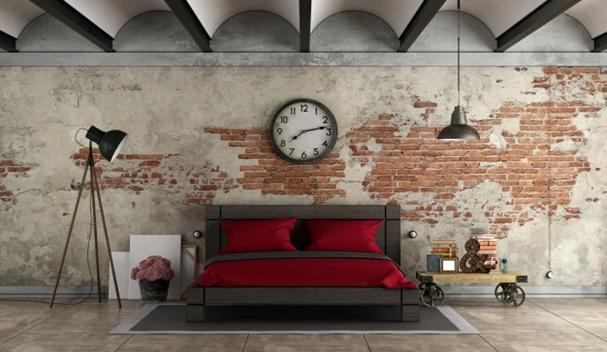 Dormitorios soñados: Estilo industrial